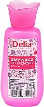 Düfte, Parfümerie und Kosmetik Nagellackentferner - Delia No1 Nail Polish Remover