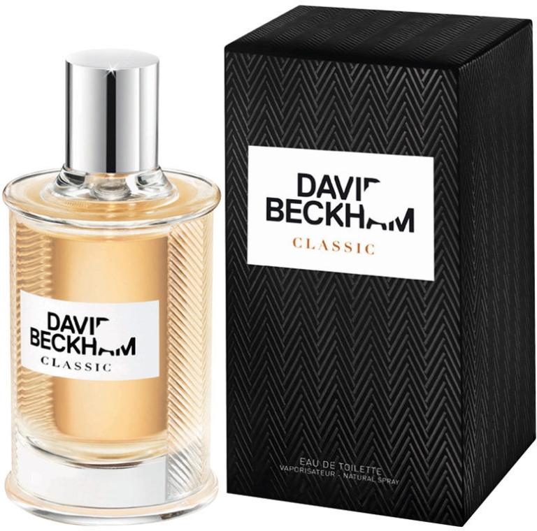 David Beckham Classic - Eau de Toilette