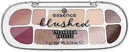 Düfte, Parfümerie und Kosmetik Lidschattenpalette - Essence Blushed Eyeshadow Palette