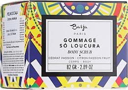 Düfte, Parfümerie und Kosmetik Körperpeeling mit Citron und Passionsfrucht - Baija Gommage So Loucura Citron Passion Fruit Body Scrub