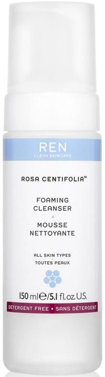 Gesichtsreinigungsschaum mit Rosenextrakten - REN Rosa Centifolia Foaming Cleanser — Bild N1