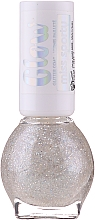 Düfte, Parfümerie und Kosmetik Nagellack mit Glitzer - Miss Sporty Glow Glitter Coat