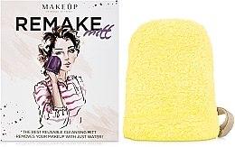 Düfte, Parfümerie und Kosmetik Handschuh zum Abschminken ReMake gelb - MakeUp