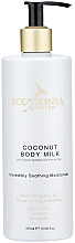 Düfte, Parfümerie und Kosmetik Körpermilch mit Kokosnuss, Avocado und Aloe Vera - Eco by Sonya Coconut Body Milk