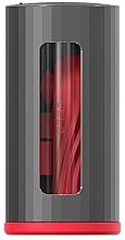 Düfte, Parfümerie und Kosmetik Masturbator mit Sensonic- und Cruise-Control-Technologie mit Schallwellen - Lelo F1s Developer's Kit Red