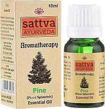 Düfte, Parfümerie und Kosmetik Ätherisches Öl Latschenkiefer - Sattva Ayurveda Pine Essential Oil