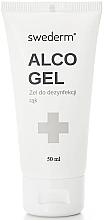 Düfte, Parfümerie und Kosmetik Antibakterielles Handreinigungsgel - Swederm Alco Gel