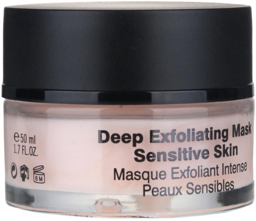 Tiefenpeeling Maske für empfindliche Haut - Dr Sebagh Deep Exfoliating Mask — Bild N3