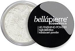 Düfte, Parfümerie und Kosmetik Transparenter loser Puder - Bellapierre HD Finishing Powder