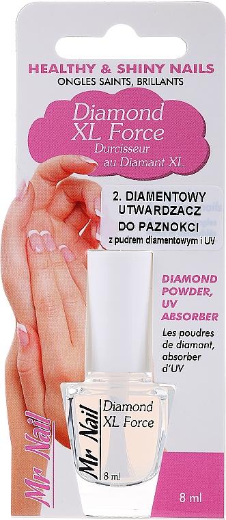Nagelhärter mit Diamantpulver und UV-Filter - Art de Lautrec Mr Nail Diamond Xl Force