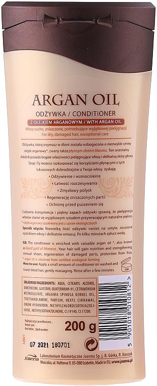 Haarspülung mit Arganöl - Joanna Argan Oil Hair Conditioner — Bild N2