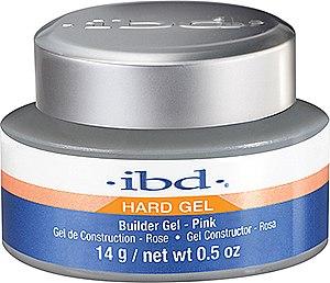 UV Aufbaugel Pink - IBD UV Builder Pink Gel
