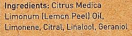 Ätherisches Öl Zitrone - Apivita Aromatherapy Organic Lemon Oil — Bild N4