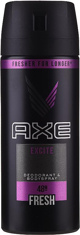 Deospray Excite Antitranspirant - Axe Deodorant Bodyspray Dry Excite — Bild N1