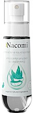 Düfte, Parfümerie und Kosmetik Antibakterielles Handspray - Nacomi Antibacterial Liquia Hand Sanitizer