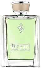 Düfte, Parfümerie und Kosmetik Ferrari Radiant Bergamot - Eau de Toilette