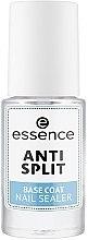 Düfte, Parfümerie und Kosmetik Unterlack gegen Splittern & Brechen - Essence Anti Split Base Coat Nail Sealer