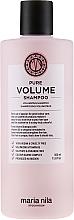 Düfte, Parfümerie und Kosmetik Shampoo für mehr Volumen - Maria Nila Pure Volume Shampoo