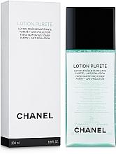 Düfte, Parfümerie und Kosmetik Mattierendes Gesichtstonikum - Chanel Precision Lotion Purete
