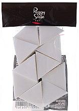 Düfte, Parfümerie und Kosmetik Schwämmchen zum Abschattieren mit Nagellacken 10 St. - Peggy Sage Make-up Sponge