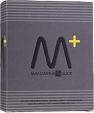 Düfte, Parfümerie und Kosmetik Mandarina Duck M+ - Duftset (Eau de Toilette 30ml + Eau de Toilette 10ml)