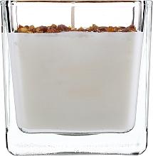 Düfte, Parfümerie und Kosmetik Natürliche Duftkerze - Ringa Black Afragano With Amber Candle