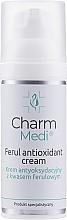 Düfte, Parfümerie und Kosmetik Antioxidative Gesichtscreme mit Ferulsäure - Charmine Rose Charm Medi Ferul Antioxidant Cream