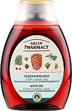 Düfte, Parfümerie und Kosmetik Badeöl mit Zeder und Zypresse - Green Pharmacy