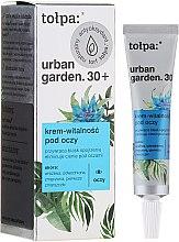 Düfte, Parfümerie und Kosmetik Vitalisierende Augencreme gegen dunkle Ringe 30+ - Tolpa Tolpa Urban Garden 30+ Vitality Under Eye Cream