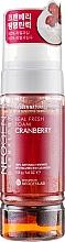 Düfte, Parfümerie und Kosmetik Regenerierender Anti-Irritation Gersichtsreinigungsschaum mit Preiselbeerextrakt - Neogen Dermalogy Real Fresh Foam Cranberry