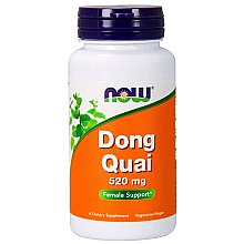 Düfte, Parfümerie und Kosmetik Nahrungsergänzungsmittel Chinesische Engelwurz 520 mg - Now Foods Dong Quai