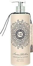 Düfte, Parfümerie und Kosmetik Körperlotion - Vivian Gray Aroma Selection Body Lotion Grapefruit & Vetiver