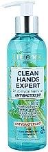 Düfte, Parfümerie und Kosmetik Antibakterielles Handreinigungsgel - Bielenda Clean Hands Expert Antibacterial Hands Washing Gel (mit Spender)