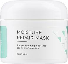 Düfte, Parfümerie und Kosmetik Feuchtigkeitsspendende und beruhigende Gesichtsmaske gegen Rötungen - Ofra Moisture Repair Mask