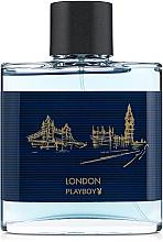 Düfte, Parfümerie und Kosmetik Playboy London - Eau de Toilette