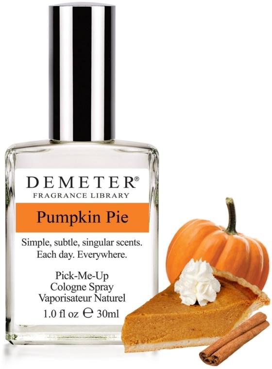 Demeter Fragrance Pumpkin Pie - Eau de Cologne — Bild N1