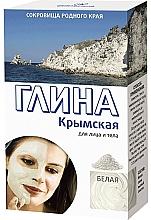 Düfte, Parfümerie und Kosmetik Weißer Ton aus Krim für Gesicht und Körper - Fito Kosmetik