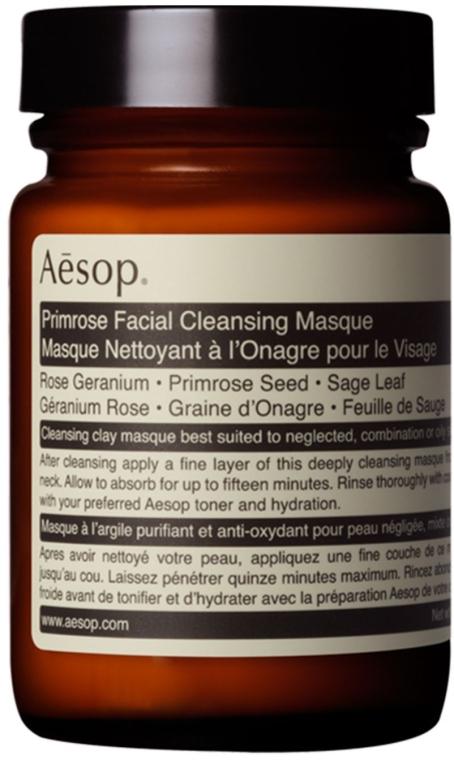 Reinigungsmaske für empfindliche und normale Haut - Aesop Primrose Facial Cleansing Masque — Bild N1