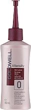 Düfte, Parfümerie und Kosmetik Dauerwell-Lotion 0 - Goldwell Vitensity Performing Lotion 0