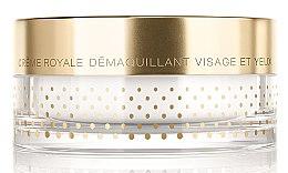 Düfte, Parfümerie und Kosmetik Orlane Creme Royale Cleansing Cream Face and Eyes - Cremiger Make-up Entferner für Gesicht und Augen