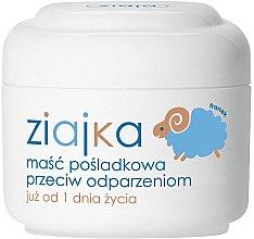Düfte, Parfümerie und Kosmetik Wundschutzcreme für Neugeborene - Ziaja Nappy Cream