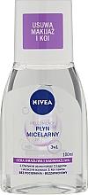 Düfte, Parfümerie und Kosmetik 3in1 Mizellenwasser für Gesicht, Augen und Lippen - Nivea Micellar Cleansing Water