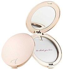 Düfte, Parfümerie und Kosmetik Pulverbox für austauschbare Pulverkerne - Jane Iredale Empty Refillable Compact Gold