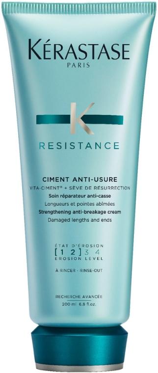 Anti-Haarbruch Conditioner für geschwächtes und geschädigtes Haar - Kerastase Ciment Anti-Usure — Bild N1
