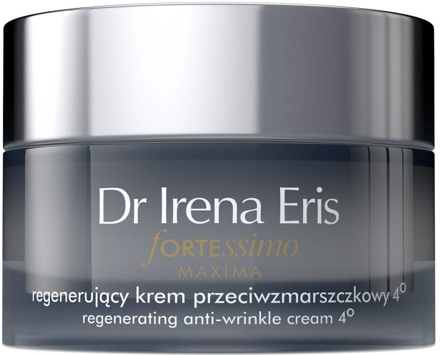Regenerierende Anti-Falten Gesichtscreme - Dr Irena Eris Fortessimo Maxima Night Cream — Bild N1