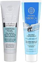 Düfte, Parfümerie und Kosmetik Zahnpflegeset - Natura Siberica (Zahnpasta 2x100g)
