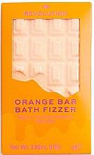 """Düfte, Parfümerie und Kosmetik Badebombe Orange - I Heart Revolution Chocolate Bar Bath Fizzer """"Orange"""""""