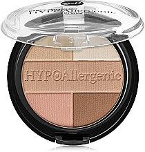 Düfte, Parfümerie und Kosmetik Hypoallergener Puder mit Rouge - Bell HypoAllergenic Powder&Blush