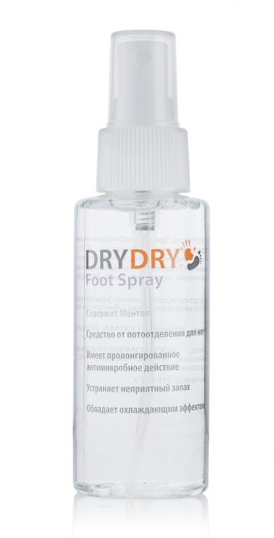 Antimykotisches Fußspray gegen Schwitzen und Gerüche - Excelsior Dry Dry Foot Spray — Bild N1