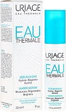 Düfte, Parfümerie und Kosmetik Feuchtigkeitsspendendes, regenerierendes und aufhellendes Gesichtsserum - Uriage Eau Thermale Water Serum